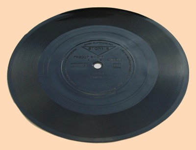 Stokvis Sonopresse Flexi single uit 1965 kant 1